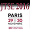 Find what's new at JTSE Paris 2016