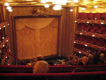 Metropolitan Opera Takes Delivery Of Robert Juliat Victor