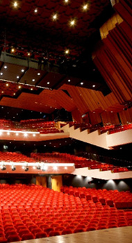 Hong Kong Cultural Centre Grand Theatre Auditorium