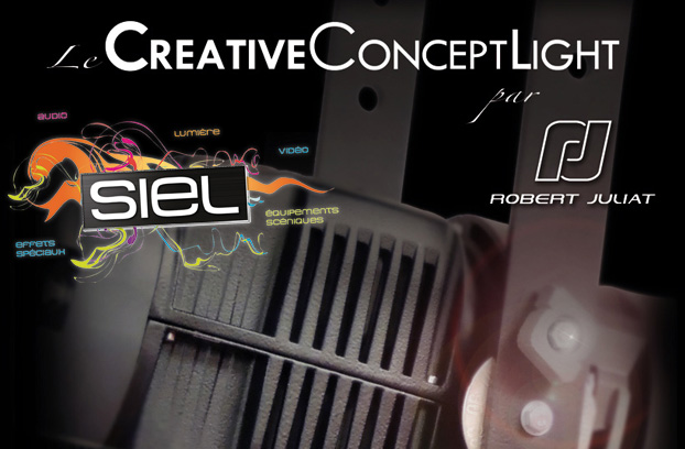 Creative Concept Light at SIEL 2013