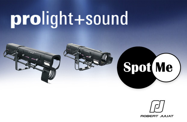 Robert Juliat comes to Frankfurt in full force for Prolight+Sound 2017